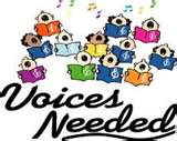 We need your choir to help us inspire