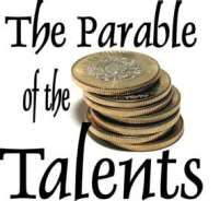 12-2-12 parable of the talents