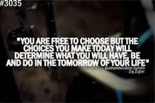 12-6-12 You are Free to chose Zig Ziglar