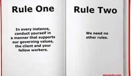 12-9-12 rule one rule rwo
