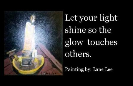 1-20-13 let your light shine