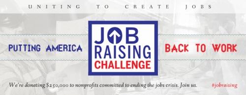 1-30-13 Job Raising Challenge Huffngton Post