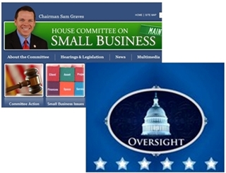US House Committee on Small Business v2