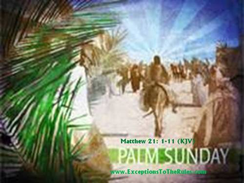 Picture Palm Sunday 3-24-13