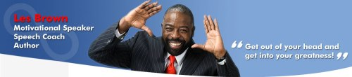 5-16-13 Les Brown Official Web Banner