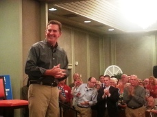 Senator Jim Demint President of Heritage Action for America Town Hall 8-27-13