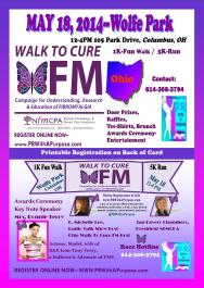 8X11 WalkTo Cure FM-OHio Card w- Registration 3-10-14 FRONT