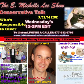 5-21-14  E. Michelle Lee Show Hands On Central Ohio