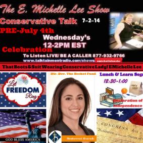 7-2-14  E. Michelle Lee Show v2