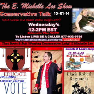 10-1-14 E Michelle Lee Show Educate The Vote--1